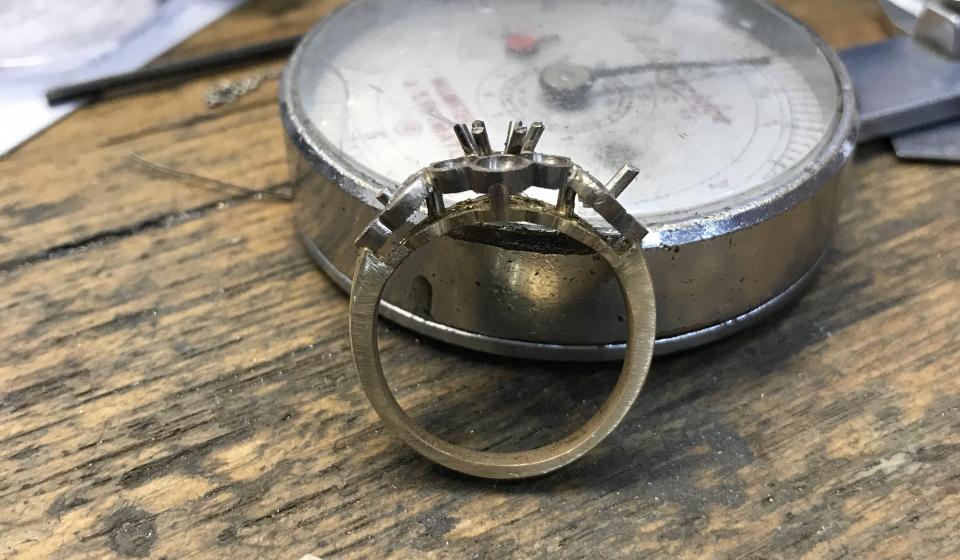Ring Making Construction