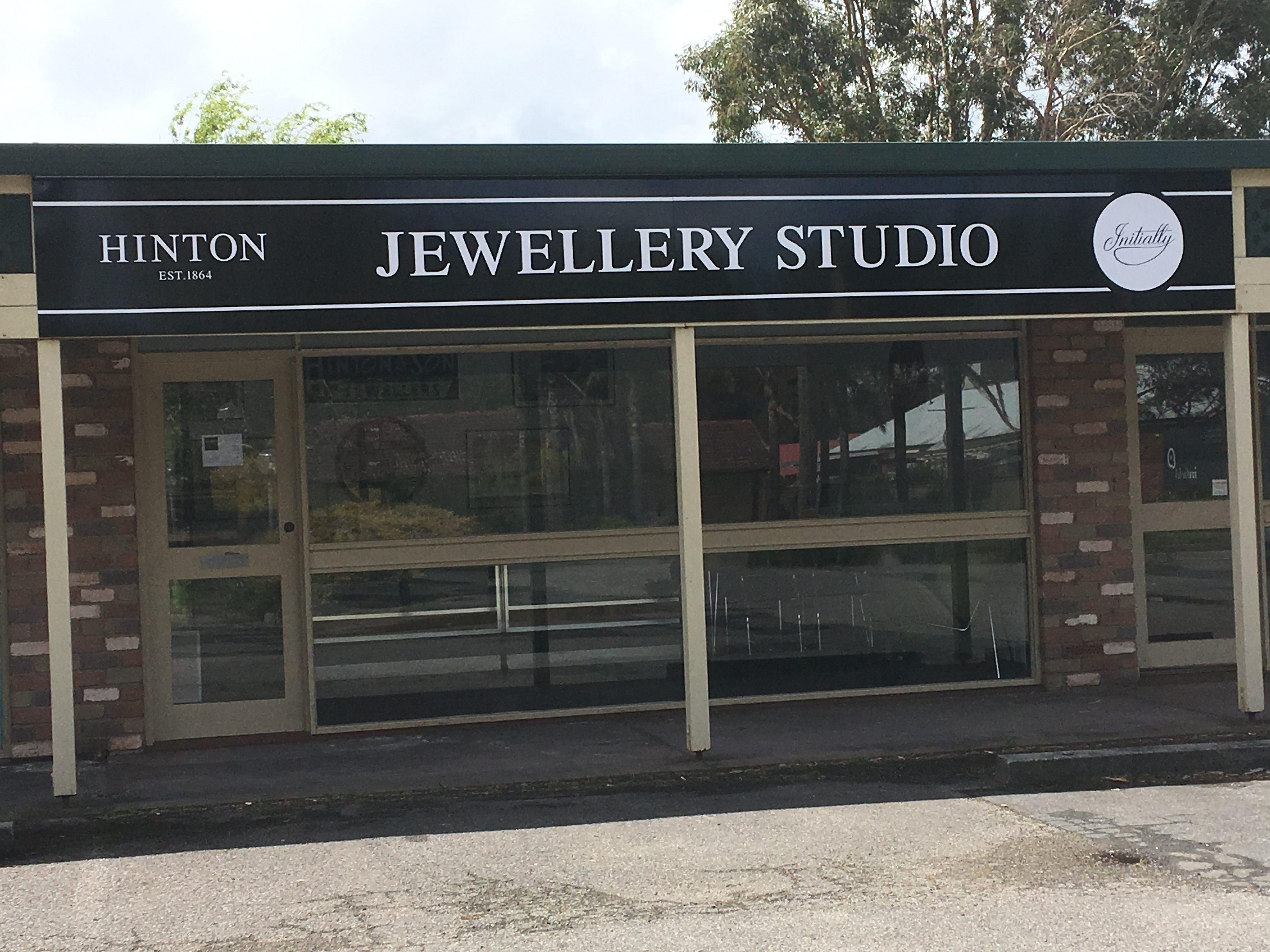 Hinton Jewellers Shopfront